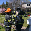 Syosset F D  House Fire 3 Fams Court 4-4-12-14