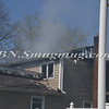 Syosset F D  House Fire 3 Fams Court 4-4-12-5