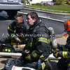 Syosset F D  House Fire 3 Fams Court 4-4-12-12