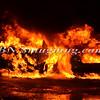 Uniondale F D   Double Car Fire 5-28-12-8
