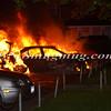 Uniondale F D   Double Car Fire 5-28-12-3
