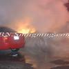 Uniondale F D   Double Car Fire 5-28-12-20
