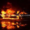 Uniondale F D   Double Car Fire 5-28-12-5