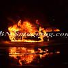 Uniondale F D   Double Car Fire 5-28-12-6