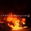 Uniondale F D   Double Car Fire 5-28-12-11