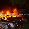 Uniondale F D   Double Car Fire 5-28-12-2