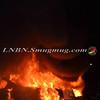 Uniondale F D   Double Car Fire 5-28-12-10