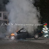 Wantagh F D  Car Fire Stratford Rd cs Wantagh Avenue 7-3-12-6