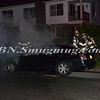 Wantagh F D  Car Fire Stratford Rd cs Wantagh Avenue 7-3-12-14