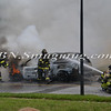 Wantagh F D  Car Fire Wantagh Ave c-s Miller Place 8-14-12-1