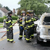 Wantagh F D  Car Fire Wantagh Ave CS Miller Place 8-14-2012Untitled