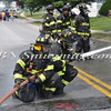 Wantagh F D  Car Fire Wantagh Ave c-s Miller Place 8-14-12-5