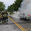 Wantagh F D  Car Fire Wantagh Ave c-s Miller Place 8-14-12-6