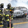 Wantagh F D  Car Fire Wantagh Ave c-s Miller Place 8-14-12-8