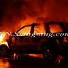Wantagh F D Car Fire 3779 Hunt  rd 11-29-13-4