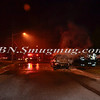 Wantagh F D Car Fire 3779 Hunt  rd 11-29-13-23