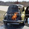 Wantagh F D  Car Fire Jones Beach E-B Bay Drive west of Field 10 4-28-13-14