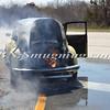 Wantagh F D  Car Fire Jones Beach E-B Bay Drive west of Field 10 4-28-13-13