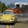 Wantagh F D  Car Fire Jones Beach E-B Bay Drive west of Field 10 4-28-13-4