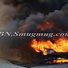 Wantagh F D  Car Fire Merrick Rd  and Beech St  7-17-13-4