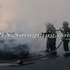 Wantagh F D  Car Fire Merrick Rd  and Beech St  7-17-13-11