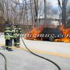 Wantagh F D  Car Fire N-B Wantagh Pkwy at Merrick Rd  3-23-13-12