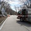 Wantagh F D  Car Fire N-B Wantagh Pkwy at Merrick Rd  3-23-13-1