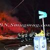Wantagh F D Car fire Cornelius Avevnue & Wilson  Avenue 2-15-14-16