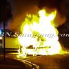 Wantagh F D  Car fire E-B Sunrise Highway c-s Brookside Avenue 11-5-2013-