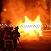 Wantagh F D  Car fire E-B Sunrise Highway c-s Brookside Avenue 11-5-2013--12