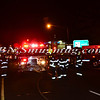 Wantagh F D  Car fire E-B Sunrise Highway c-s Brookside Avenue 11-5-2013--17