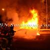 Wantagh F D  Car fire E-B Sunrise Highway c-s Brookside Avenue 11-5-2013--14