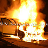 Wantagh F D  Car fire E-B Sunrise Highway c-s Brookside Avenue 11-5-2013--2