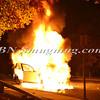 Wantagh F D  Car fire E-B Sunrise Highway c-s Brookside Avenue 11-5-2013--4