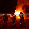 Wantagh F D Car fire NB wantagh pkwy No SS Pkwy 1-13-14-12
