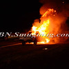 Wantagh F D Car fire NB wantagh pkwy No SS Pkwy 1-13-14-4
