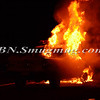 Wantagh F D Car fire NB wantagh pkwy No SS Pkwy 1-13-14-1