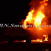 Wantagh F D Car fire NB wantagh pkwy No SS Pkwy 1-13-14-2