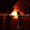Wantagh F D Car fire NB wantagh pkwy No SS Pkwy 1-13-14-15