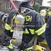 Wantagh F D  Garage Fire 720 Francis Drive 4-9-12-16