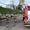 Wantagh F D  Garage Fire 720 Francis Drive 4-9-12-15