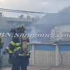 Wantagh F D  Garage Fire 720 Francis Drive 4-9-12-9