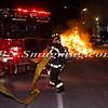 Wantagh F D  Garbage Truck Fire I-F-O 3434 Sunrise Hwy 1-8-15-4