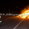 Wantagh F D  Garbage Truck Fire I-F-O 3434 Sunrise Hwy 1-8-15-5
