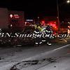 Wantagh F D  Garbage Truck Fire I-F-O 3434 Sunrise Hwy 1-8-15-13