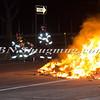 Wantagh F D  Garbage Truck Fire I-F-O 3434 Sunrise Hwy 1-8-15-2