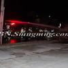 Wantagh F D  Garbage Truck Fire I-F-O 3434 Sunrise Hwy 1-8-15-11