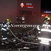 Wantagh F D  Garbage Truck Fire I-F-O 3434 Sunrise Hwy 1-8-15-14