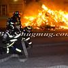 Wantagh F D  Garbage Truck Fire I-F-O 3434 Sunrise Hwy 1-8-15-6