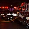 Wantagh F D  House Fire 1231 Hawthorne Drive West 7-5-13-12